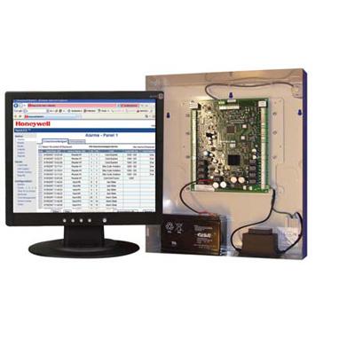 Honeywell Access Systems NX4S1E NetAXS 4 door access controller in standard enclosure, built-in 230 V transformer
