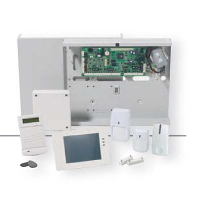 Honeywell Security C0520-C-E1 Intruder alarm system control panel