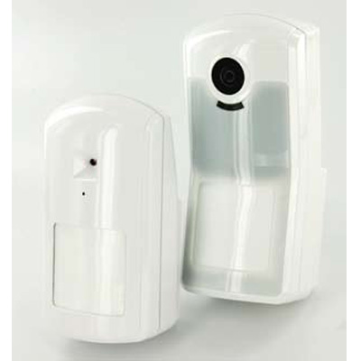 Honeywell Security CAMIR intruder detector with built-in camera