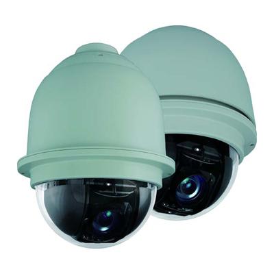 Honeywell HP IP pan tilt zoom HDZ20HDEX Dome camera