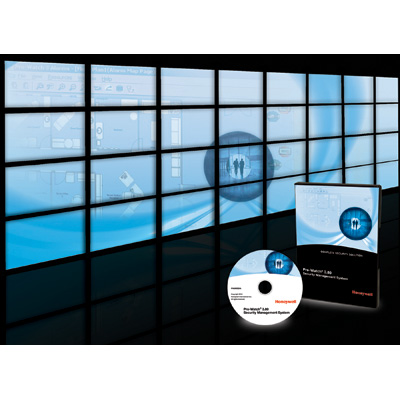 Honeywell Security Pro-Watch 3.81 Lite Edition