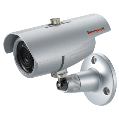 Honeywell Video Systems HB72SX super high resolution day/night bullet camera with infrared illuminators