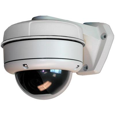 Honeywell Video Systems HD4DAFSX 600 TVL True Day/Night vandal-resistant mini-dome camera