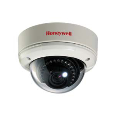 Honeywell Video Systems HD73 day/night super high resolution IR vandal resistant dome camera
