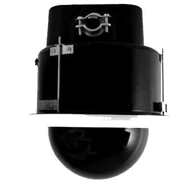 Honeywell Video Systems HDV1PDFCW indoor fixed dome camera with 540 TVL