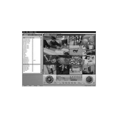 Honeywell Security HE16SWL CCTV software