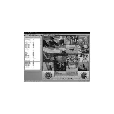 Honeywell Security HE64SWL CCTV software