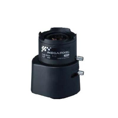 Honeywell Video Systems HLD3V8MPD IR-corrected varifocal lens