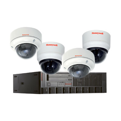 Honeywell introduces entry-level IP video system ideal for small businesses