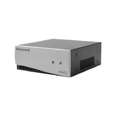 Honeywell Video Systems HNVE1 video server with PTZ camera control