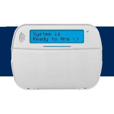 Visonic HS2LCDWFPV8E1VIS 2-way wireless keypad