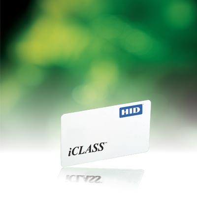 HID iCLASS Card-2001 Access control card/ tag/ fob