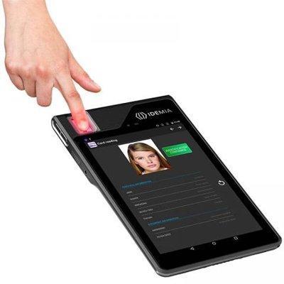 IDEMIA ID Screen multi-application biometric tablet