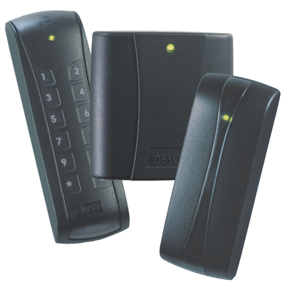Idesco Access 8 AH Basic access control reader with wiegand interface