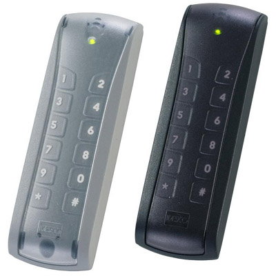 Idesco Access 8 CM Pin t provides pin code identification to be used together with an identification card.