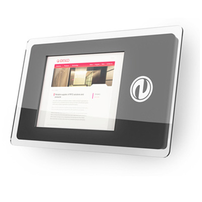 Idesco innovates again: Access Touch upgraded, now 2.0!