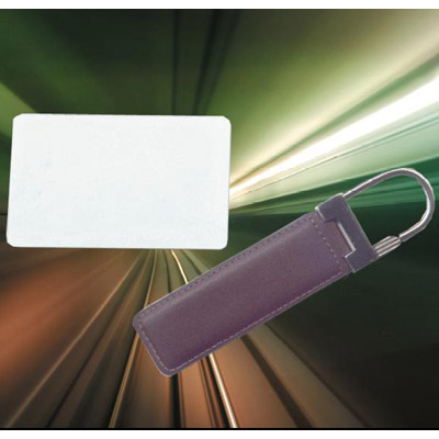 Idesco EPC Leather Tag 865 ~ 868 MHz access control