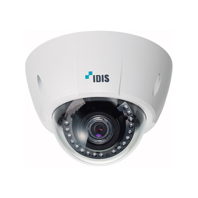 IDIS DC-D1022WR True Day/night Outdoor Network Dome Camera