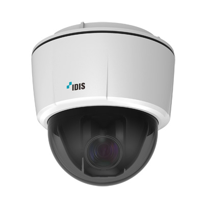 IDIS SmartUX delivers futuristic and smooth video surveillance control, with groundbreaking accuracy