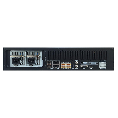 The IDIS DirectIP DR-8364 NVR balances next-generation functionality with old-fashioned affordability
