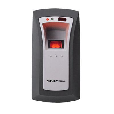 IDTECK's FGR006SRB - 13.56MHz (MIFARE) fingerprint-stored smart card reader