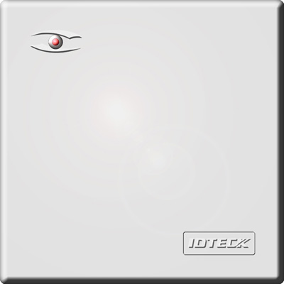 IDTECK introduces the RF245, the long range proximity reader, stable read range of 3 to 10 metres guaranteed