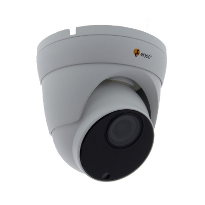 Eneo IED-64M2812MBA Network Dome, Day&Night, 2592x1520, H.265, Infrared, 2.8-12mm, PoE, IP66