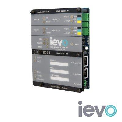 CDVI UK IEVO-MB50K 2-reader ievo control board, 50,000 fingerprints