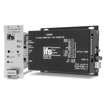 IFS VT9930WDM Video Transmitter / Data Transceiver