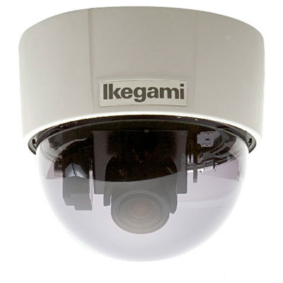 Ikegami ICD-609P 540 TVL true day / night dome camera
