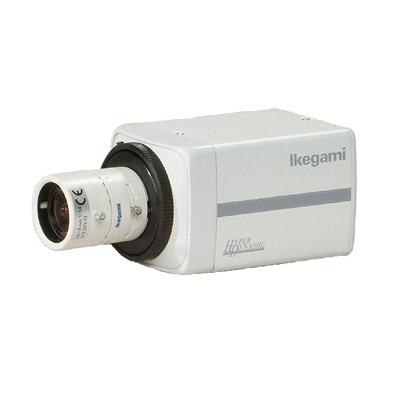 Ikegami ICD-855PAC 1/3 CCTV camera with 600 TVL