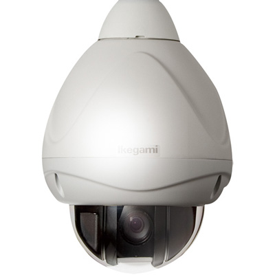 Ikegami PCS-418P/CMEWP-NA 1/4'' 480 TVL dome camera