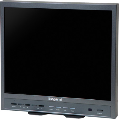 Ikegami ULM-172 17'' CCTV colour LCD monitor