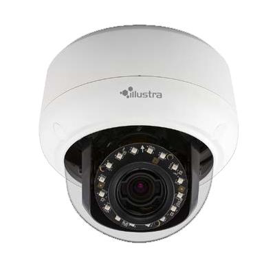 Illustra IPS03D2OSWTT 3MP HD Outdoor IP Mini-Dome Camera