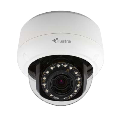 Illustra IPS03D3ISWIT 3MP HD Indoor IR IP Mini-Dome Camera
