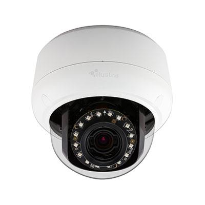 Illustra IPS05D2OSBIY 5 megapixel outdoor true day/night mini IP-dome camera