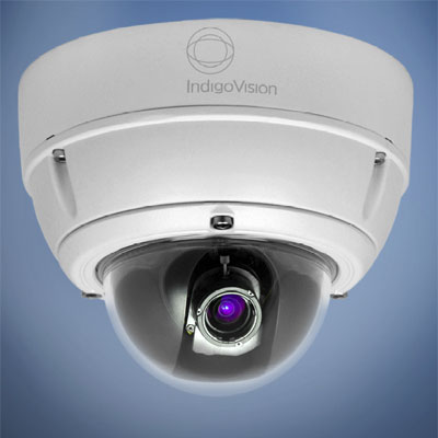 9000 fixed IP dome cameras - astounding image quality under every lighting condition