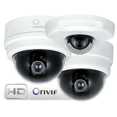 IndigoVision launches new 1080p HD 2 megapixel ONVIF-conformant Minidome cameras