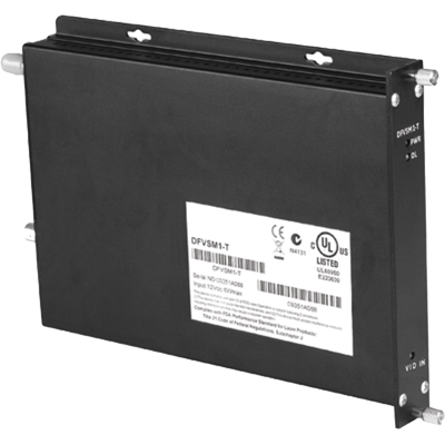 IFS DFVSML1-R digital video receiver with 1mm fiber