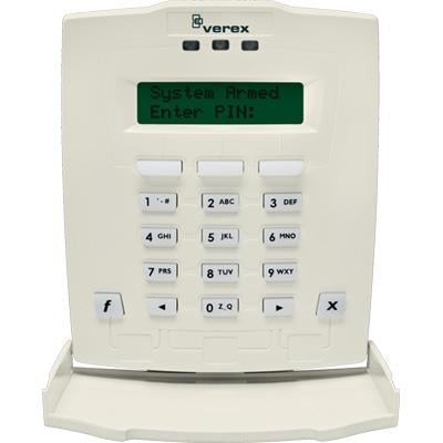 Verex Monitor XL LCD Keypad Plus