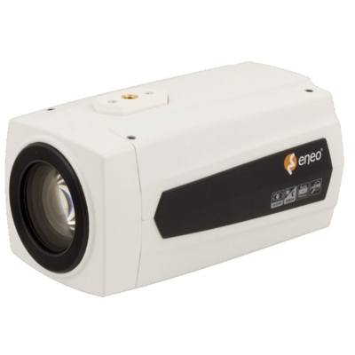 Eneo IPC-52A0030P0A Network Camera, Day&Night,1920x1080, WDR, 30x AF Zoom, 4.3-129mm, Indoor