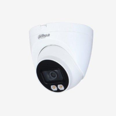 Dahua Technology IPC-HDW2439T-AS-LED-S2 4MP Lite Full-color Fixed-focal Eyeball Network Camera
