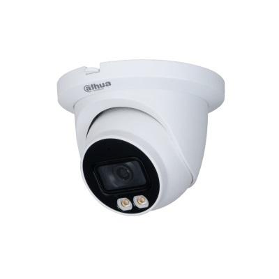 Dahua AI full-colour LED eyeball camera