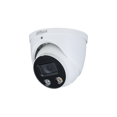 Dahua Technology IPC-HDW3849H-AS-PV 8MP Full-color Active Deterrence Fixed-focal Eyeball WizSense Network Camera