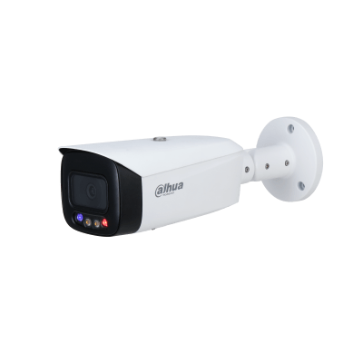 Dahua Technology IPC-HFW3249T1-AS-PV 2MP Full-color Active Deterrence Fixed-focal Bullet WizSense Network Camera
