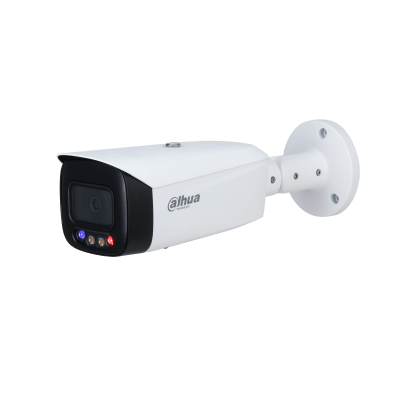 Dahua Technology IPC-HFW3449T1-AS-PV 4MP Full-color Active Deterrence Fixed-focal Bullet WizSense Network Camera