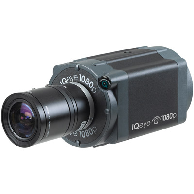 IQeye 1080p H.264 series – HD Megapixel high performance camera