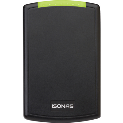 ISONAS R-1-MCT-W Pure IP wallmount wiegand reader
