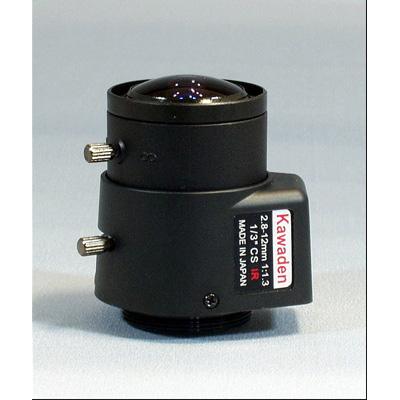 Kawaden KV2812DIR IR corrected CCTV vari focal lens with CS mount
