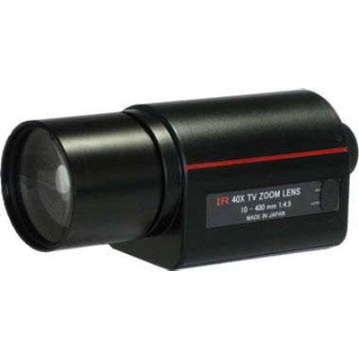 Kawaden KZ40X1045VIR IR corrected 40X motorised zoom lens with video Iris